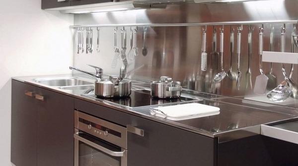 Kitchen Apron 2022: Modern Design Ideas