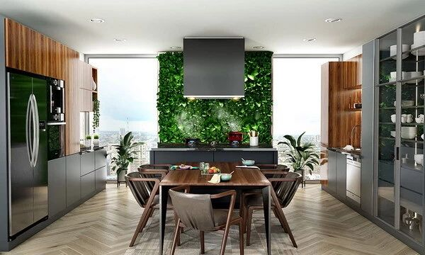 Kitchen Trends 2023 - This is how it works with adhesive film