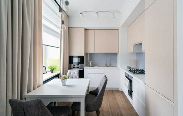 Kitchen Design Trends - Options For Planning And Interior Decoration